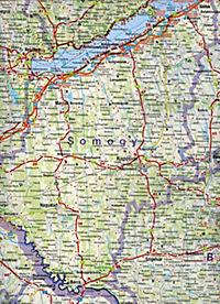 Freytag & Berndt Autokarte Ungarn; Magyarország. Hongarije. Hungary. Hongrie. Ungheria - Produktdetailbild 2
