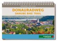 Freytag & Berndt Rad- + Freizeitkarte Donauradweg; Danube Bike Trail