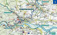 Freytag & Berndt Rad- + Freizeitkarte Kamp-Thaya-March Radweg; Kamp-Thaya-March Bike Trail - Produktdetailbild 2