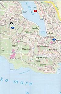 Freytag & Berndt Stadtplan Dubrovnik; Ragusa; Dubrownik - Produktdetailbild 2