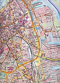 Freytag & Berndt Stadtplan Linz - Produktdetailbild 2