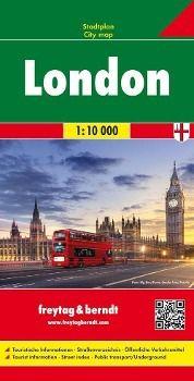 Freytag & Berndt Stadtplan London 1:10.000