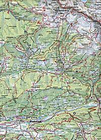 Freytag & Berndt Wander-, Rad- und Freizeitkarte Schladminger Tauern, Radstadt, Dachstein - Produktdetailbild 2