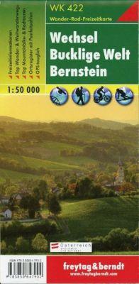 Freytag & Berndt Wander-, Rad- und Freizeitkarte Wechsel, Bucklige Welt, Bernstein -  pdf epub