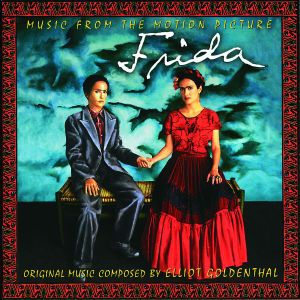 Frida, Ost, Elliot (composer) Goldenthal