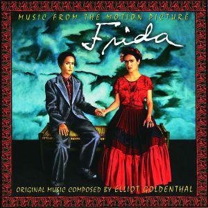 Frida, Ost, Elliot (composer) Goldenthal