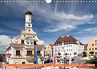 Friedberg. Die altbayerische Herzogstadt (Wandkalender 2019 DIN A4 quer) - Produktdetailbild 7