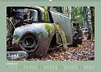 Friedhof der Autos (Wandkalender 2019 DIN A2 quer) - Produktdetailbild 1