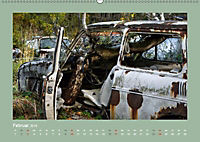 Friedhof der Autos (Wandkalender 2019 DIN A2 quer) - Produktdetailbild 2
