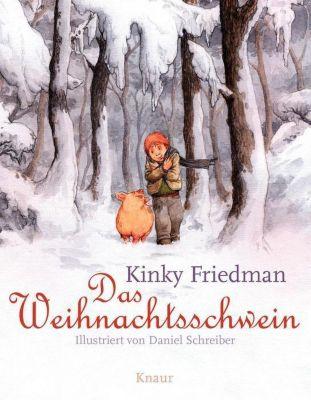 Friedman, K: Weihnachtsschwein, Kinky Friedman