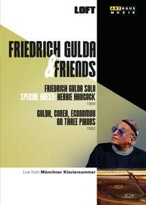 Friedrich Gulda & Friends, Gulda, Corea, Economov