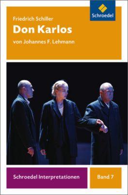 Friedrich Schiller: Don Karlos, Friedrich von Schiller