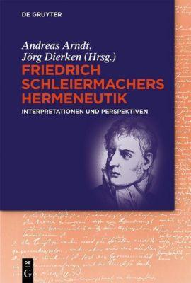 Friedrich Schleiermachers Hermeneutik