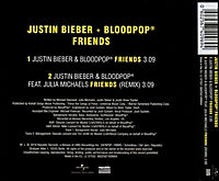 Friends (2-Track Single) - Produktdetailbild 1