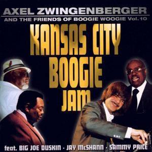 Friends Of Boogie Woogie Vol.10, Axel Zwingenberger