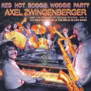 Friends Of Boogie Woogie Vol.9, Axel Zwingenberger