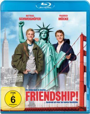 Friendship!, Oliver Ziegenbalg