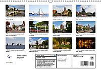 Friesland - Fryslan (Wandkalender 2019 DIN A3 quer) - Produktdetailbild 7