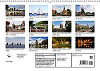 Friesland - Fryslan (Wandkalender 2019 DIN A3 quer) - Produktdetailbild 13