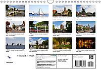 Friesland - Fryslan (Wandkalender 2019 DIN A4 quer) - Produktdetailbild 13