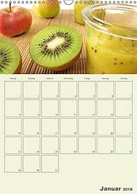 Frisch und fruchtig - Gelees und Konfitüren (Wandkalender 2018 DIN A3 hoch) - Produktdetailbild 1