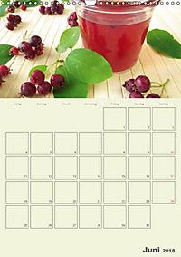 Frisch und fruchtig - Gelees und Konfitüren (Wandkalender 2018 DIN A3 hoch) - Produktdetailbild 6