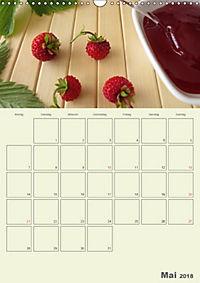 Frisch und fruchtig - Gelees und Konfitüren (Wandkalender 2018 DIN A3 hoch) - Produktdetailbild 5