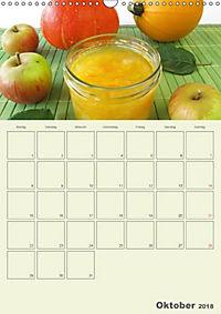 Frisch und fruchtig - Gelees und Konfitüren (Wandkalender 2018 DIN A3 hoch) - Produktdetailbild 10