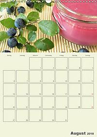 Frisch und fruchtig - Gelees und Konfitüren (Wandkalender 2018 DIN A3 hoch) - Produktdetailbild 8