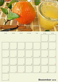Frisch und fruchtig - Gelees und Konfitüren (Wandkalender 2018 DIN A3 hoch) - Produktdetailbild 12