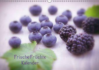 Frische Früchte Kalender (Wandkalender 2015 DIN A3 quer), Tanja Riedel