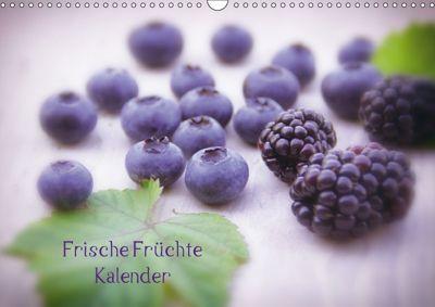 Frische Früchte Kalender (Wandkalender 2018 DIN A3 quer), Tanja Riedel