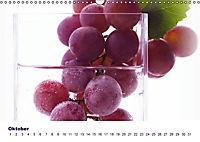 Frische Früchte (Wandkalender immerwährend DIN A3 quer) - Produktdetailbild 10