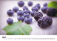 Frische Früchte (Wandkalender immerwährend DIN A3 quer) - Produktdetailbild 4