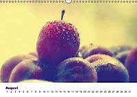 Frische Früchte (Wandkalender immerwährend DIN A3 quer) - Produktdetailbild 8
