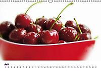 Frische Früchte (Wandkalender immerwährend DIN A3 quer) - Produktdetailbild 7