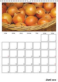 Frisches Gemüse (Wandkalender 2019 DIN A3 hoch) - Produktdetailbild 6