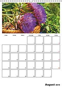Frisches Gemüse (Wandkalender 2019 DIN A3 hoch) - Produktdetailbild 8