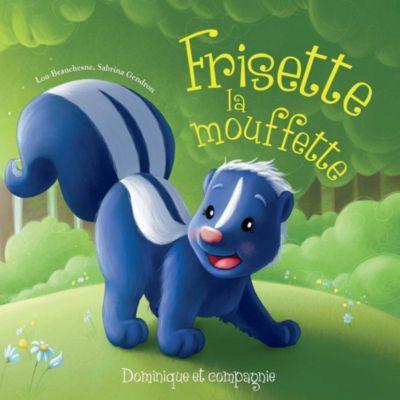 Frisette la mouffette, Lou Beauchesne