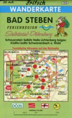 Fritsch Karte - Bad Steben