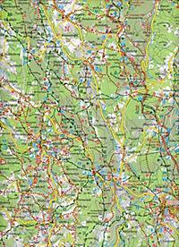 Fritsch Karte - Bayerischer Vorwald - Produktdetailbild 1