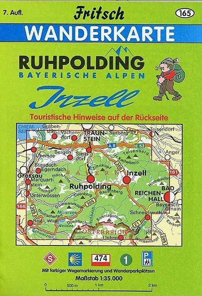 Inzell Karte.Fritsch Karte Ruhpolding Inzell Buch Bei Weltbild De Bestellen