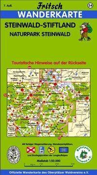 Fritsch Karte - Steinwald-Stiftland