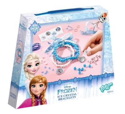 FRO Ice Crystal Bracelets Die Eiskönig