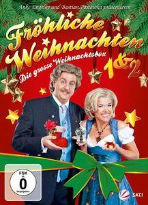 Fröhliche Weihnachten 1&2 - Die große Weihnachtsbox, Anke & Bastian Pastewka Engelke