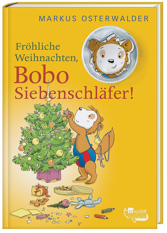 Fröhliche Weihnachten, Bobo Siebenschläfer! Buch - Weltbild.de