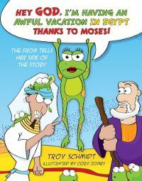 Frog Tells Her Side of the Story, Troy Schmidt