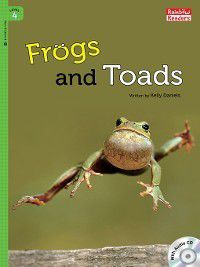 Frogs and Toads, Kelly Daniels