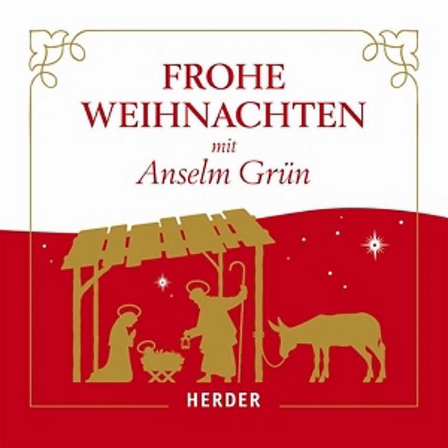 Frohe Weihnachten Cd.Frohe Weihnachten Cd Von Anselm Grun Bei Weltbild At Bestellen