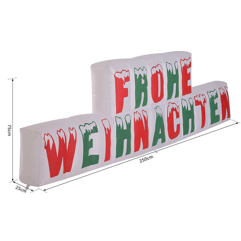 Frohe Weihnachten Schriftzug Beleuchtet.Frohe Weihnachten Schriftzug Beleuchtet Bestellen Weltbild De